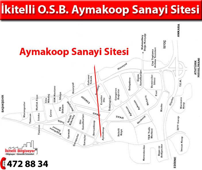 ikitelli-aymakoop-sanayi-sitesi